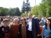 Митинг в София