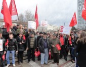 Митинг във Видин - 2013