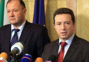 Михаил Миков и Янаки Стоилов