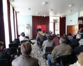 Конференция в Макреш