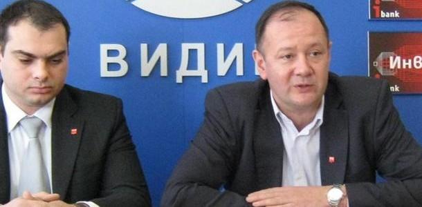 Михаил Миков и Филип Попов