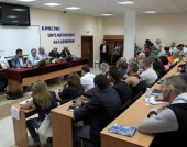 На среща със студенти в Пловдив - 14 септември 2015 г.