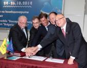 Председателят на БСП посети изложението Булколекто - 24 октомври 2014 г.