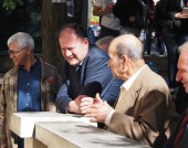 Среща по случай Международния ден на възрастните хора - 1 октомври 2014 г.