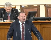 Изказване на председателя на БСП и Парламентарната група на Коалиция БСП Лява България Михаил Миков при откриването на 43-то Народно събрание – 28 октомври 2014 г.