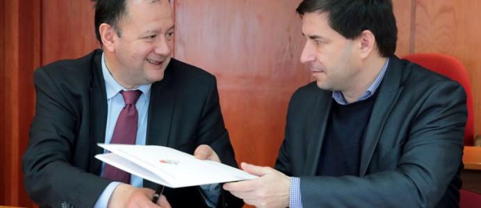 """Споразумение между БСП и """"Модерна България"""" - 29 януари 2015 г."""