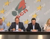Пресконференция на БСП - 21 октомври 2014 г.