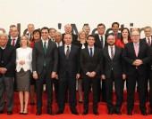 Среща на лидерите от ПЕС в Мадрид - 21 февруари 2015 г.