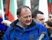 Михаил Миков в местността Шерба край Варна - 10 февруари 2015 г.