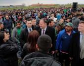 Международен ден на ромите - митинг-концерт в в с. Калековец, община Марица - 8 април 2015 г.