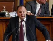 Михаил Миков в Народното събрание - 4 ноември 2015 г.