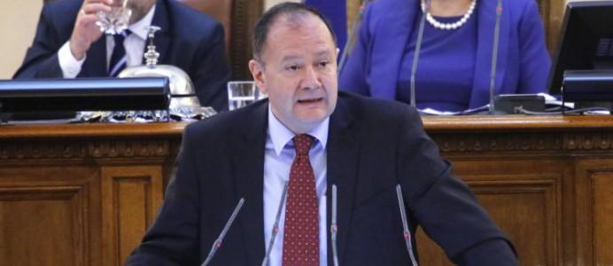 Михаил Миков в НС - 2015 г.