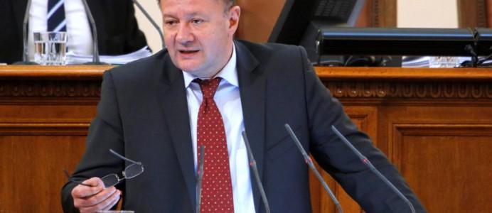 Михаил Миков в НС - 11 декември 2015 г.