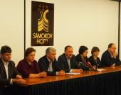 Михаил Миков на семинар в Боровец - 12 юни 2015 г.