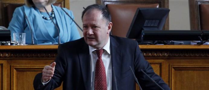 Михаил Миков в НС - 2015 - 2016 г.