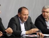 Михаил Миков, пресконференция на 12 януари 2016 г.