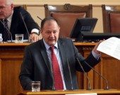 Михаил Миков в НС - 16 март 2016 г.