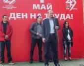 Михаил Миков на 1 май - 2016 г.