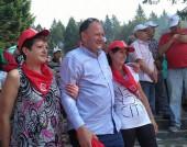Михаил Миков на Бузлуджа - 30 юли 2016 г.