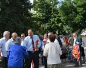 Михаил Миков - Чествания в Брегово - 9 септември 2016 г.