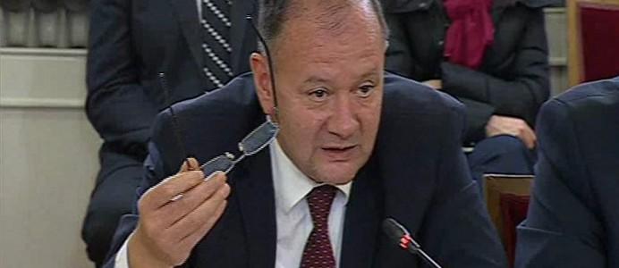 Михаил Миков - заседание на правната комисия - 19 октомври 2016 г.