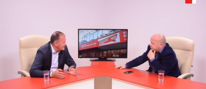 Михаил Миков в Поглед ТВ - 29 май 2017 г.