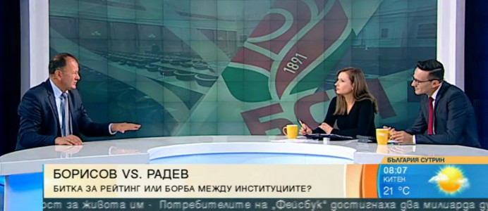 Михаил Миков в Bulgaria on Air - 1 юли 2017 г.