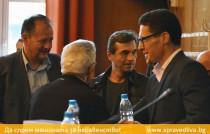 """Михаил Миков взе участие в дискусия за промяна на данъчната система в СУ, част от гражданската инициатива """"Да спрем машината за неравенство"""" - 20 октомври, 2017 г."""