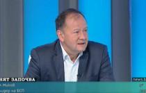 """Михаил Миков в """"Денят започва"""" по БНТ - 25 октомври 2017 г."""