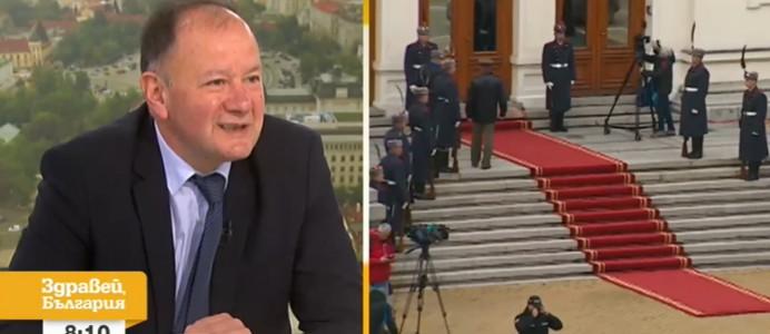 Миков: Дясно мнозинство в парламента, а БСП не се заявява като опозиция